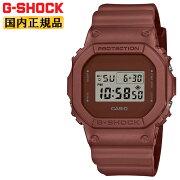 [発売日に出荷できます!]カシオGショックオリジンアースカラーブラウンレッドDW-5600ET-5JFCASIOG-SHOCKORIGINデジタルスクエア赤茶色メンズ腕時計(DW5600ET5JF)