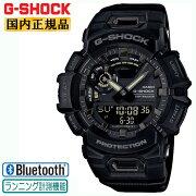 正規品カシオスマートフォンリンクブラックGBA-900-1AJFランニングマラソン向けCASIOG-SHOCKBluetooth搭載デジタル&アナログコンビネーション黒メンズ腕時計(GBA9001AJF)【CA-M3】