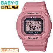 正規品カシオベビーG電波ソーラーピンクBGD-5000UET-4JFCASIOBABY-Gデジタルスクエアレディスレディース腕時計(BGD5000UET4JF)