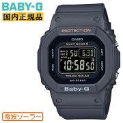 正規品カシオベビーG電波ソーラーグレーBGD-5000UET-8JFCASIOBABY-Gデジタルスクエア灰色レディスレディース腕時計(BGD5000UET4JF)