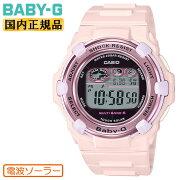 正規品カシオベビーG電波ソーラーピンクBGR-3000UCB-4JFCASIOBABY-Gデジタルラウンドレディスレディース腕時計(BGR3000UCB4JF)