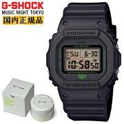 正規品カシオGショックオリジンMUSICNIGHTTOKYOグレーDDW-5600MNT-1JRCASIOG-SHOCKORIGINYOSHIROTTENデザインデジタルスクエア灰色メンズ腕時計(DW5600MNT1JR)