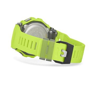 正規品カシオGショックジースクワッドスマートフォンリンクライムグリーンGBD-200-9JFCASIOG-SHOCKG-SQUADBluetooth搭載スクエアデジタルMIP液晶黄緑メンズ腕時計(GBD2009JF)【CA-M2】
