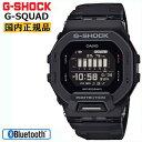 正規品 カシオ Gショック ジースクワッド スマートフォンリンク ブラック GBD-200-1JF CASIO G-SHOCK G-SQUAD Bluetooth搭載 スクエア …