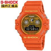 正規品カシオGショックスケルトン文字板オレンジDW-5900TS-4JFCASIOG-SHOCKデジタルメンズ腕時計(DW5900TS4JF)