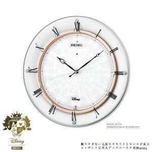 【ディズニー 電波 掛 時計】 FS501W セイコー...