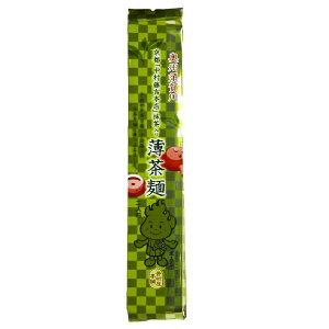 薄茶麺 うすちゃめん 中箱10束入り(20食分)ひやむぎ 乾麺 井桁屋本舗 福島 老舗乾麺屋