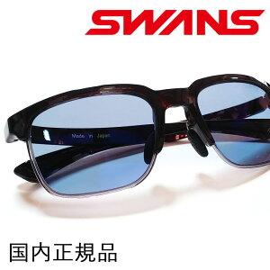 SWANS スワンズ イーアール・シリーズ ER1-0167(DMSM)ウルトラレンズ 偏光レンズ スモーク アイスブルー 石川遼選手共同開発 UVカット サングラス ゴルフに最適 紫外線カット 紫外線予防 メン