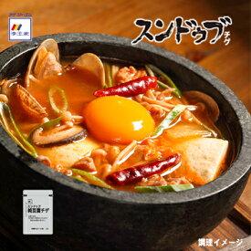 李王家 スンドゥブチゲ鍋用 2倍濃縮150g 20袋セット 送料無料