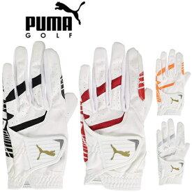 プーマ ゴルフ ゴルフグローブ パウンス グリップ グローブ 左手用 メンズ PUMA GOLF POUNCE GRIP 867889 【メール便配送(4枚まで)】