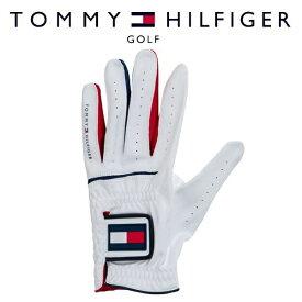 トミー ヒルフィガー ゴルフ TOMMY HILFIGER GOLF ゴルフ グローブ THMG801 左手用 【メール便配送(4枚まで)】