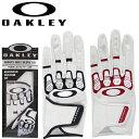 【メール便配送(4枚まで)】 オークリー ゴルフグローブ Oakley Golf Glove 5.0 FOS900230 左手用 メンズ 手袋