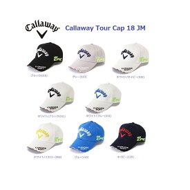 キャロウェイ ゴルフ メンズ ツアー キャップ 18JM 247-8984600 Callaway Tour Cap 18JM 2018年モデル 68fc1f73af5f