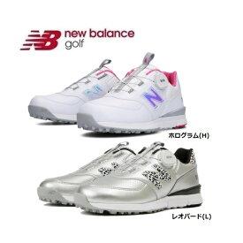 レディース ニューバランス ゴルフシューズ スパイクレス WGBS574 V2 New Balance Golf 日本正規品 2020年継続モデル