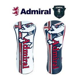 アドミラル ゴルフ Admiral Golf ドライバー用 ヘッドカバー ADMG9FH1 2019年モデル
