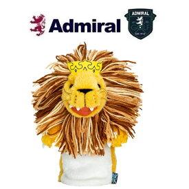 アドミラル ゴルフ Admiral Golf LAMPANT ヘッドカバー ドライバー用 ADMG0FH9