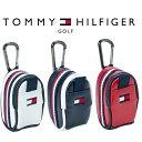 トミー ヒルフィガー ゴルフ TOMMY HILFIGER GOLF FLAG ボールケース THMG9SB4 2019年モデル