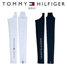 トミー ヒルフィガー ゴルフ TOMMY HILFIGER GOLF STRAP サンガード アームカバー レディース THMB000F 【メール便配送】