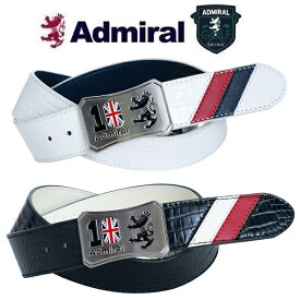 アドミラル ゴルフ Admiral Golf リバーシブルベルト ADMB1AV1 メンズ 2021年発売