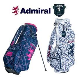 アドミラル ゴルフ Admiral Golf フラッグチェック スタンド キャディバッグ ADMG9FC8 2019年秋冬モデル