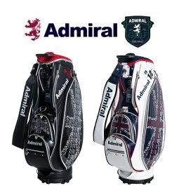 アドミラル ゴルフ Admiral Golf ランパント フラッグ キャディバッグ ADMG9FC2 2019年秋冬モデル