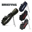 BRIEFING ブリーフィング ゴルフ キャディバッグ スタンド式 CR-4 #1 BRG183701
