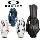 オークリー キャディバッグ スカルゴルフバッグ 14.0 FOS900201 OAKLEY Skull Golf Bag 14.0 日本正規品