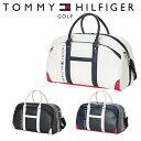 トミー ヒルフィガー ゴルフ TOMMY HILFIGER GOLF THE FACEボストンバッグ THMG7FB1