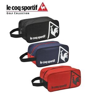 ルコック ゴルフ Le coq sportif GOLF シューズケース QQBLJA21