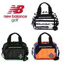 ニューバランス ゴルフ newbalance golf 2WAY ラウンドバッグ 012-0281007