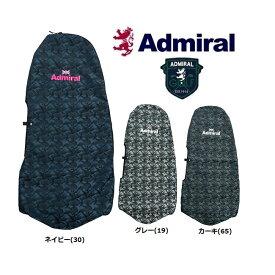 アドミラル ゴルフ Admiral Golf カモジャガード トラベルカバー ADMG9SE3