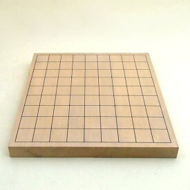 木製将棋盤 新かや10号(接合)卓上将棋盤 竹(セール)