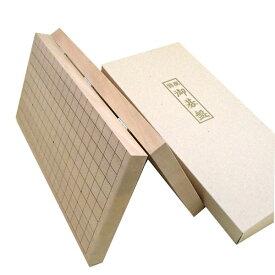 囲碁盤 厚さ十分 新桂10号折碁盤(木製)約3cm厚