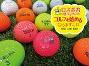【送料無料】ゴルフはじめるなら!!まずこれ!!ゴルフボール ロストボール20個入り×2セット【中古】