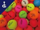 【送料無料】マットカラー色々3ダースセットロストボール ゴルフボール【中古】