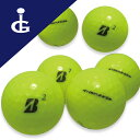【送料無料】ブリヂストンゴルフTOURB XS '17 Bマークエディションカラー:イエロー★★ランク/2ダース【中古】ロストボール ゴルフボール