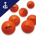 【送料無料】スリクソン Z-STAR XV '19モデルカラー:オレンジ★★ランク/2ダースロストボール ゴルフボール【中古】