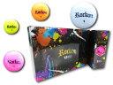 ROCKON ロックオンゴルフボール 1ダースレディース メンズ カラーボール 【2ダース以上で送料無料】初心者 飛ぶ …