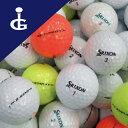 【激安】【送料無料】ロストボール スリクソン Z-STAR系色々ゴルフボール 50個セット【中古】