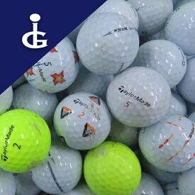 【送料無料】テーラーメイド TPシリーズ50個セットロストボール ゴルフボール【中古】