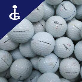 【送料無料】タイトリストPROV1X 50個セットあのV1Xを大人買い〜☆【中古】ロストボール ゴルフボール