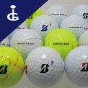 ブリヂストンゴルフ TOURBXS'17Bマーク カラー色々マジックボール/30個セット 訳あり ロストボール ゴルフボール【中古】