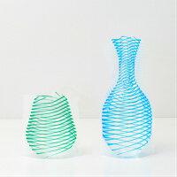 【D-BROS】フラワーベース/ピードロBG(2枚入り)花瓶ネコポス便(378円)利用可プチギフト