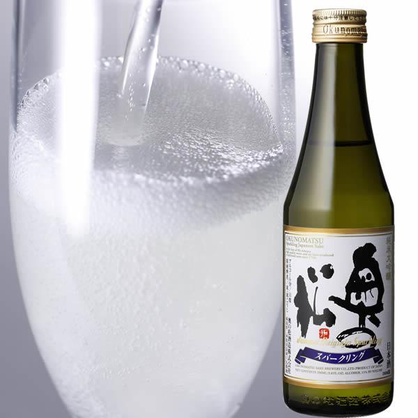 奥の松 純米大吟醸スパークリング 290ml