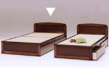tatami tatami mat bed semibed storage drawers a popular bed sober and simple design paneltype split two casters with storage drawers
