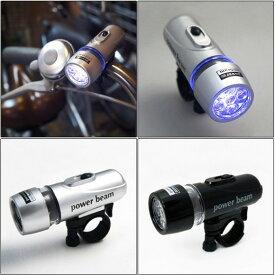 懐中電灯 電池付き 自転車 ライト LED LEDライト,停電 防災 ライト 懐中電灯 ハンディライト,防災グッズ 停電対策【あす楽対応】