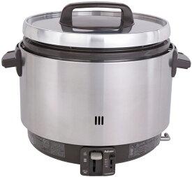###ψパロマ ガス炊飯器【PR-360SSF】「涼厨」タイプ 2升(フッ素内釜)