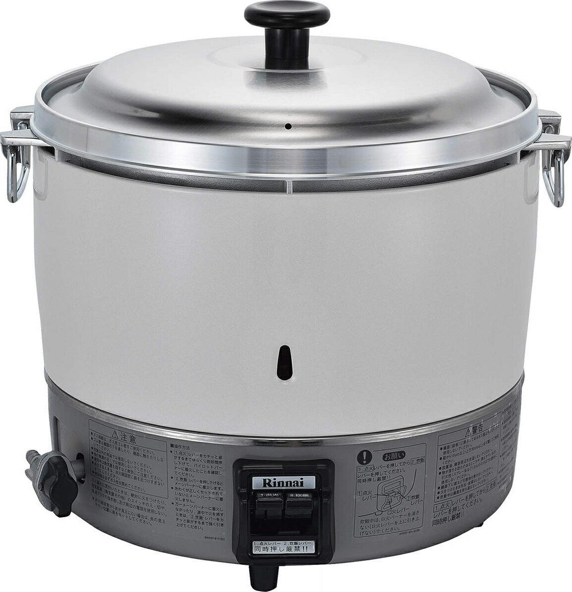 リンナイ ガス炊飯器 【RR-30S1】(RR30S1)3升 2.0〜6.0L 卓上型(普及タイプ)