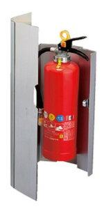 ###u.神栄ホームクリエイト【SK-FEB-04K】消火器ボックス 壁付型 10型 ステンレス・鋼製