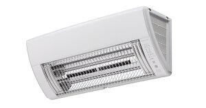 ##MAX/マックス【BRS-K100RWL】遠赤外線暖房機 壁掛型暖房機 カーボンヒータータイプ